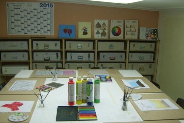 Farb und raumgestaltung berufsbildungszentrum bitburg for Farb und raumgestaltung