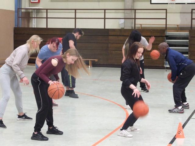 Sportprojekttag – berufsbildungszentrum Bitburg-Prüm