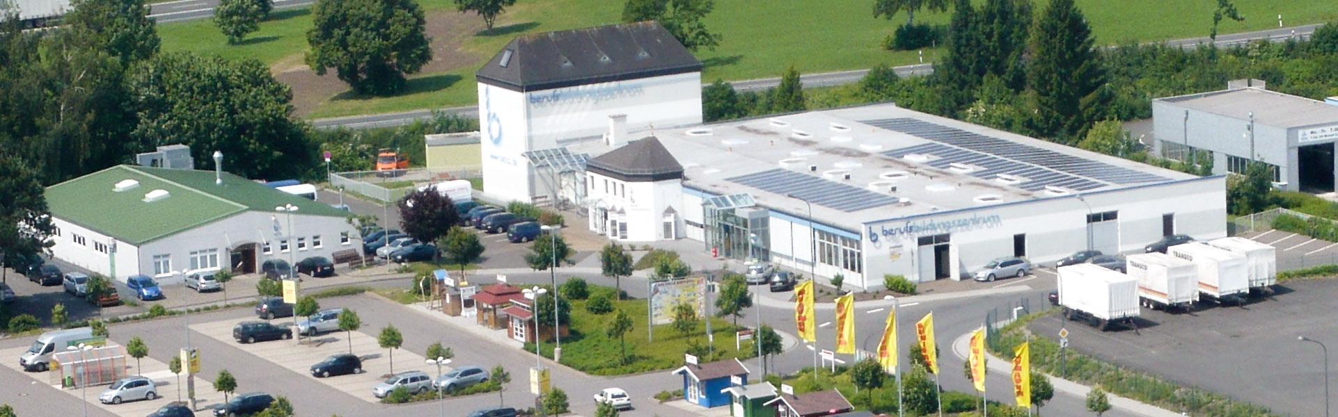 50 jähriges Bestehen des berufsbildungszentrums Bitburg-Prüm – Tag der offenen Tür am 09.07.2016
